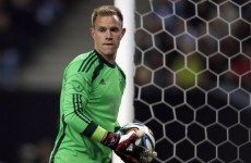 New camp: goalkeeper Ter Stegen joins Barcelona