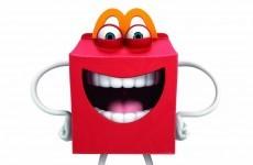 Meet McDonalds' creepy new Happy Meal mascot