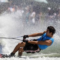 Sports you should definitely try this summer... water-skiing