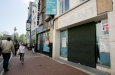 Ireland's most shuttered main street is...