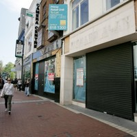 Ireland's most shuttered main street is...