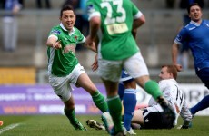Cork City keep title run on track with win in Limerick
