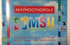 NUI Maynooth students are getting their very own Monolopy board