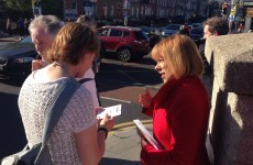 'My old stomping ground': In Portobello, Labour looks to bridge the gap to Fianna Fáil