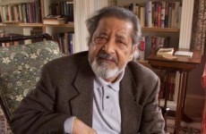 No woman writer will ever be my equal, says author VS Naipaul