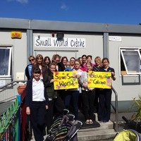 'The kids know something's wrong': Staff at Tallaght Hospital crèche fight its closure