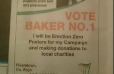 Newspaper misprint is hard on Sligo election candidate