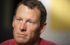 Lab chief told feds of 'suspicious' Armstrong test