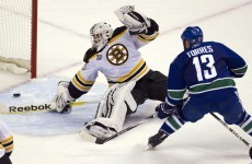 Breaking the ice: Torres' late winner gives Canucks the edge
