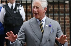 Russian diplomat for talks over Charles' Putin-Nazi comment