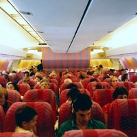 Yes, airplane seats are as disgusting as you feared