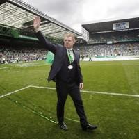 Neil Lennon steps down as Celtic manager