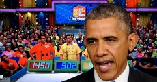 Barack Obama interrupted a TV game show and people were ANGRY