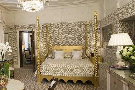The Milestone Hotel: $US580 per night