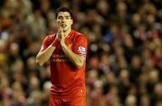 Suarez still hopeful of making World Cup after surgery