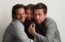 Bradley Cooper: Hangover III may be filmed in Dublin