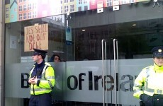 Activists occupy Bank of Ireland on O'Connell St