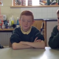 Watch: Kids tell us what they think is happening today - and what they think of politicians