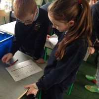 Here's what happened when a group of children held an election today