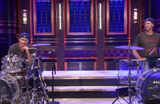 Will Ferrell has brilliant drum-off with his Red Hot Chili Peppers doppelganger Chad Smith
