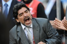Not my face: Maradona sues Chinese games company over use of image