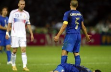 'What I said wasn't very nice perhaps' - Materazzi conscience clear on famous Zidane incident
