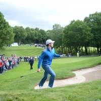 Bjorn lead not threatened as first round finishes with Shane Lowry flying high