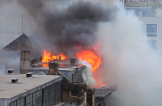 Blaze engulfs iconic Glasgow School of Art building