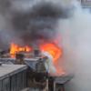 Blaze engulfs iconic Glasgow School of Art building