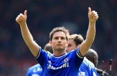 Frank Lampard is a free agent after being released by Chelsea - reports