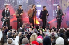 The One Direction traffic is ruining everyone's Friday evening