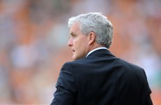 No job offers yet, says Hughes as he resigns as Fulham boss