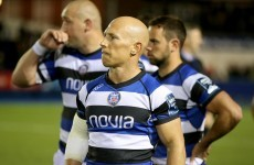 Challenging times for Peter Stringer and Bath as Saints march on