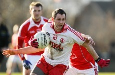 Tyrone make 2 changes ahead of Down clash