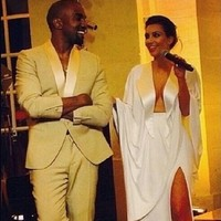 Kim Kardashian and Kanye West are finally getting married today...but where?