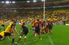Hurricanes rout champions Chiefs to shake up Super XV play-off race