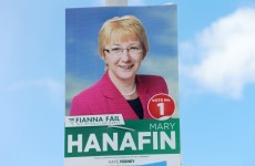 Micheál Martin is delighted for Kate Feeney...and Mary Hanafin did well too