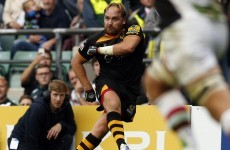 Wasps complete the 20-club line up for the first Rugby Champions Cup
