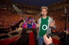 Niall Horan calls 1D's Croke Park gig the 'greatest experience' of his life