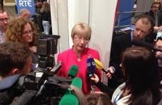 Mary Hanafin: I don't feel resentment against Fianna Fáil... or Micheál Martin