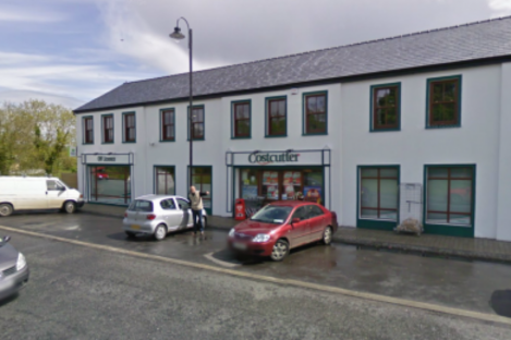 File photo of the Costcutter shop in Balla, the scene of the shooting.