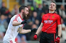 Tyrone into Ulster quarter-finals after convincing replay win over Down