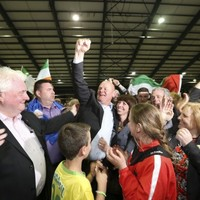 Victory, despair and an eye on the rugby at the RDS