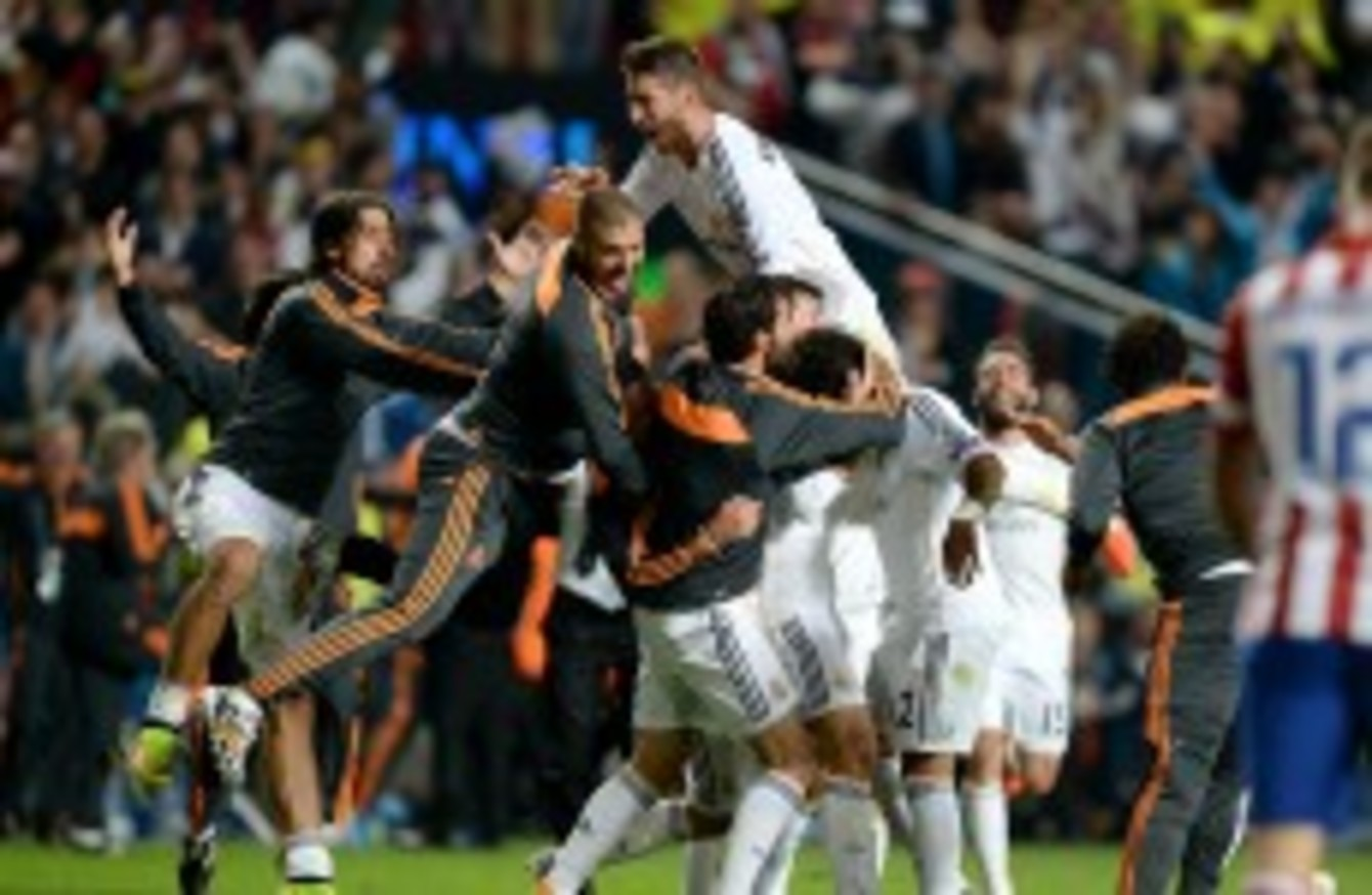 Bale Ronaldo Goals Lead Real To 10th Champions League The42