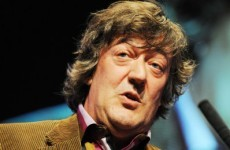 Stephen Fry frankly discusses his bipolar disorder