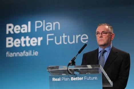 John McGuinness TD