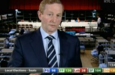 """Taoiseach to voters: """"There is no pot of gold"""""""