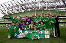 Four-midable St Michael's clinch the FAI Junior Cup final