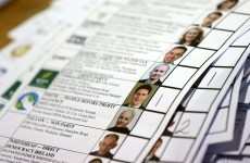 Two out of Ireland's three Euro constituencies won't make first count tonight