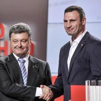 Ukraine boxing hero Klitschko claims Kiev mayor seat